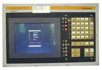 monitor zastępczy LCD do sterowania Siemens Sinumerik System 3, S3, 3T, 3TE, 3M, 3G - 9 cali